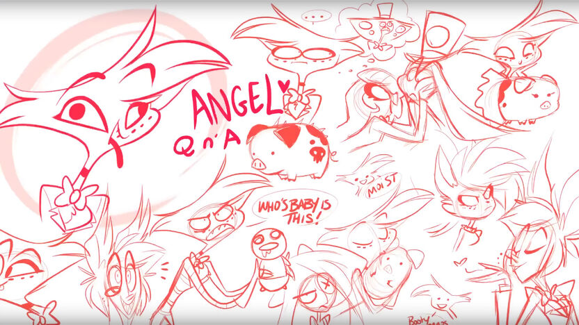 ASK ANGEL QnA STREAM- -1 A Test Run