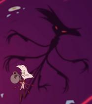 AngelDust full demon shadow only