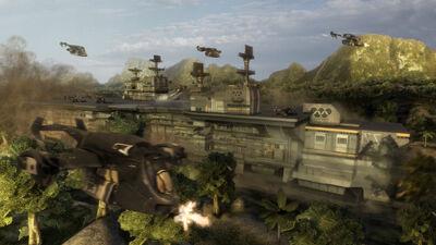 11117-HAZE Screenshot LandCarrier3
