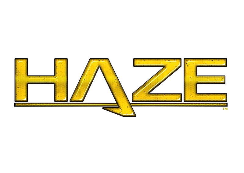 Haze- game logo