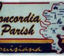Concordia Parish, Louisiana