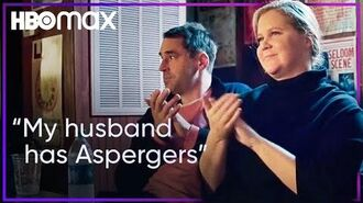 Amy Schumer Destroys Aspergers Stigma Expecting Amy HBO Max