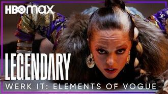 Legendary Werk It Elements of Vogue Stretch Flexibility HBO Max