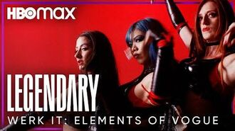 Legendary Werk It Elements of Vogue Hands Arms Performance HBO Max