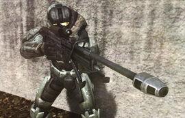 Sniper rifle sc