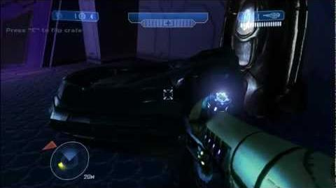 Halo CE SPV3 Easter Egg- Cheer Carbine