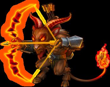 Демон-лучник
