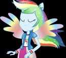 'Rainbowfied Rainbow Dash'
