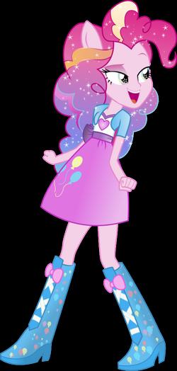 'Pinkie Pie' Rainbowfied