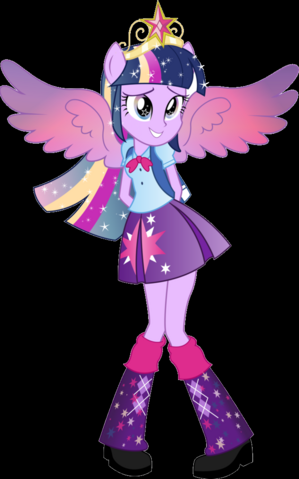 File:'Twilight Sparkle' Rainbowfied.png