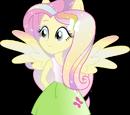 'Rainbowfied Fluttershy'
