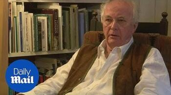 Novelist Philip Pullman says he's 'surprised' to receive knighthood