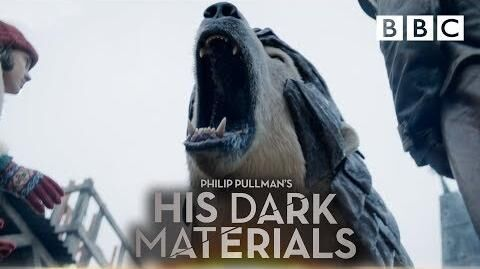 His Dark Materials One Girl Will Change Worlds Trailer - BBC