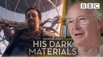 Author Philip Pullman gives his thoughts on His Dark Materials BBC Trailers