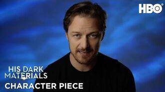 His Dark Materials James McAvoy Bringing Lord Asriel to Life HBO
