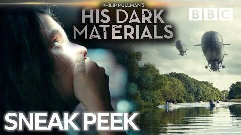 Lyra! Don't Breath! 😨🚨 His Dark Materials BBC Trailers