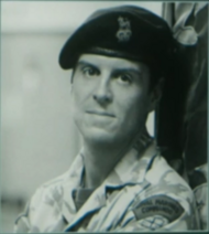 John Parry marines