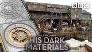 Building Lyra's World with amazing production design His Dark Materials BBC