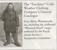 """The """"Excelsior"""" Cold-Weather Clothing Company's General Catalogue"""