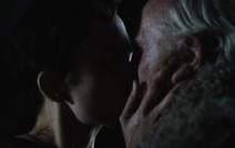 Serafina Coram kiss