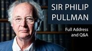 Sir Philip Pullman Full Address and Q&A Oxford Union