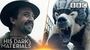 Iorek's FIERCE take down of Magisterium guards! His Dark Materials - BBC