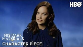 His Dark Materials Ruth Wilson Bringing Mrs. Coulter to Life HBO