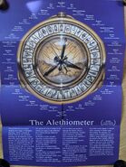 Alethiometer meanings