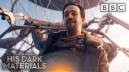Lin-Manuel Miranda's all singing arrival into His Dark Materials His Dark Materials - BBC