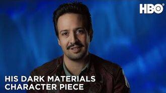 His Dark Materials Lin-Manuel Miranda Brining Lee Scoresby to Life HBO
