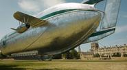 National Ærobus zeppelin