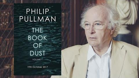 Philip Pullman talks about The Book of Dust