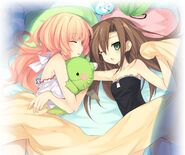 Iffy and compa sleep together