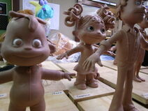 Sid maquettes