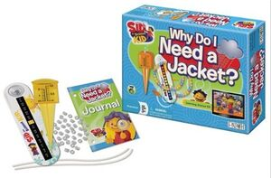 Why Do I Need a Jacket? science kit