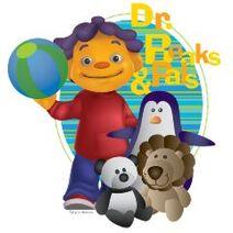 Dr. Beaks and Pals - TShirt