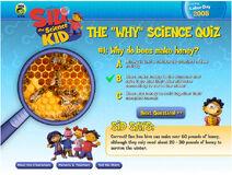Why Science Quiz