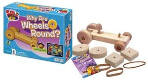 Why Are Wheels Round? science kit