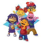 Sid The Science Kid Group - TShirt