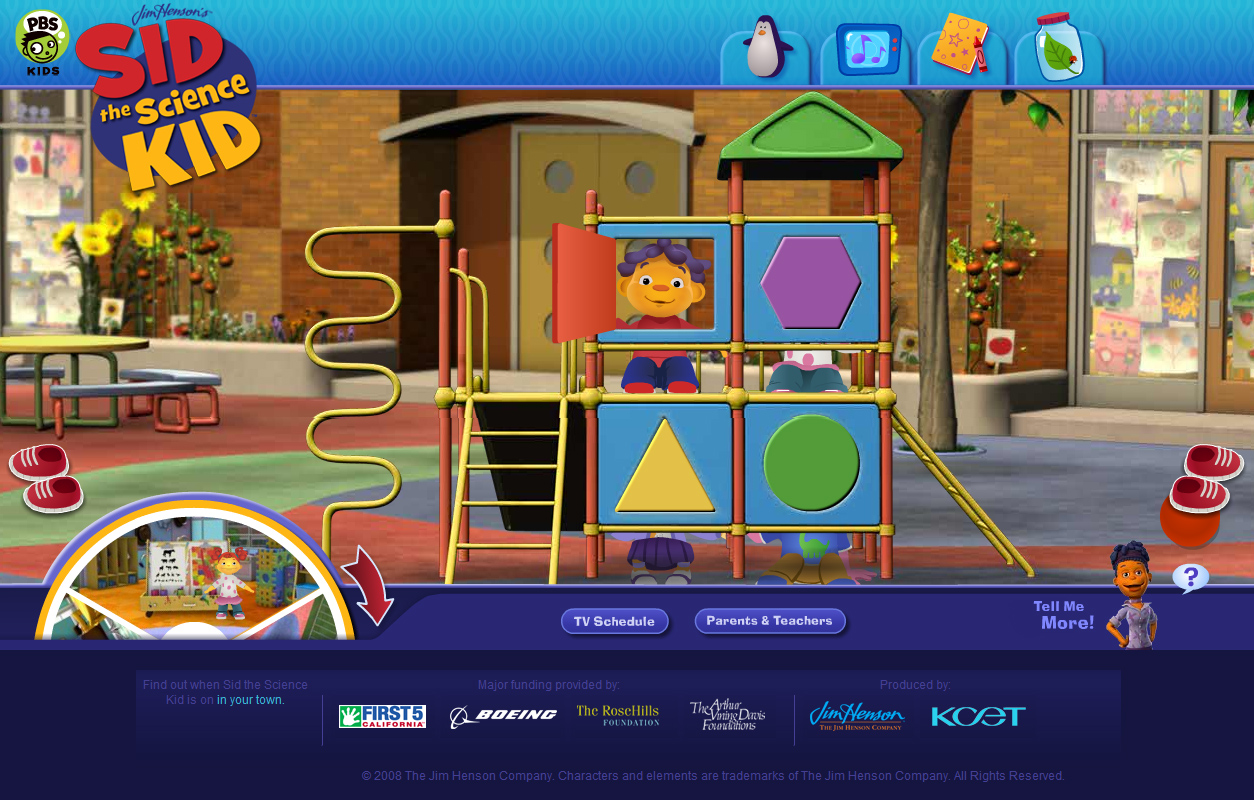 Image Sid the Science Kid websitejpg Henson Digital Puppetry