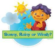 Sunny Rainy Or Windy- TShirt