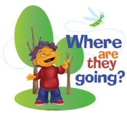 Where Are They Going - TShirt