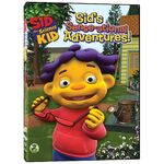 Sid the Science Kid - Sense-Ational Adventures DVD