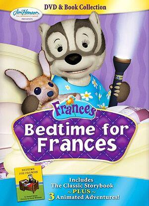 Bedtime for Frances DVD