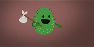 The Journey of a Germ