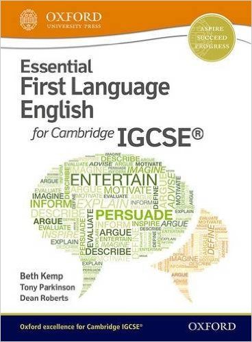 English he exams wiki fandom powered by wikia cambridge igcse english first language workbook 3ed by john reynolds there are good practice questions for all parts of the exam plus really good fandeluxe Gallery