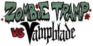 Zombie Tramp vs. Vampblade logo
