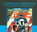 Captain America: To Serve and Protect (HC)