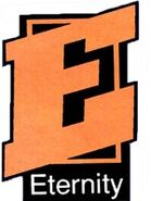 Eternity Comics logo