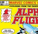 Alpha Flight Vol 1